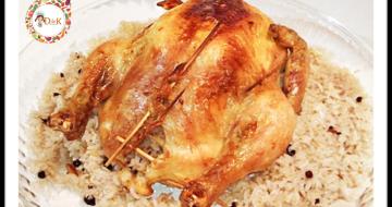Tavuk Dolması Nasıl Yapılır?