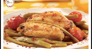 Tavuk Etli Çalı Fasulyesi Nasıl Yapılır?