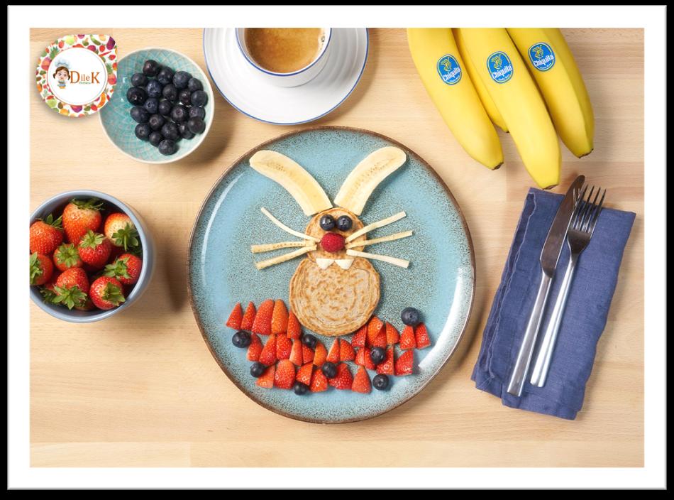 Çocuklar İçin Kahvaltıda Yapılabilecek 5 Tarif