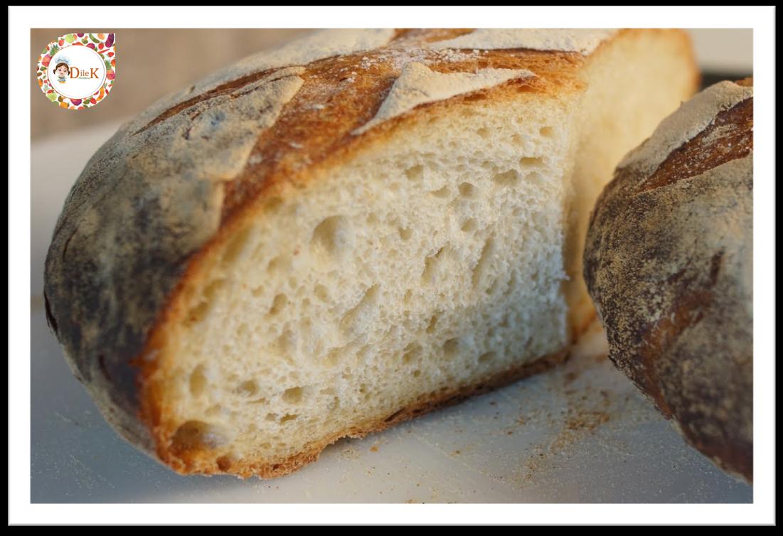Ev Yapımı Somun Ekmek Tarifi (Kolay)